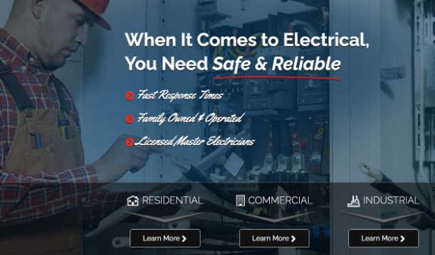 safe and reliable electric service provider